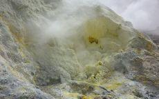 Сера вулканическая