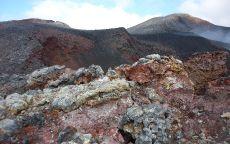 Склон вулкана