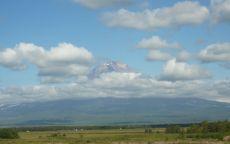Вулкан на Камчатке