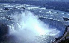 Ниагарский водопад в Соединенных Штатах Америки