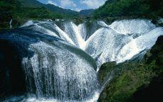 Китай водопад Жемчужина