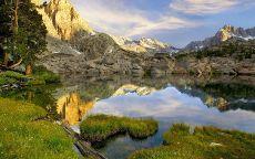 Хребет Сьерра-Невада в США