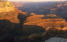 Панорама большого каньона