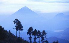 Горы Гватемалы