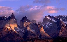 Горы Анды Патагония Аргентина