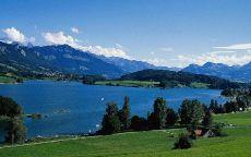 Зеленая долина Швейцария