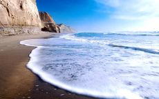 Калифорния, побережье океана