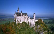 Замок в неприступных горах
