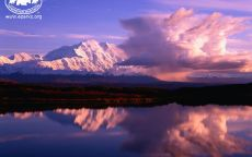 Горы в Национальном парке Денали США