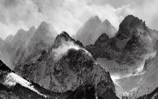 Мистические горы.