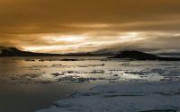 Восход в Арктике