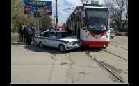 Трамвай не прав