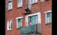 Балкон для реальных пацанов