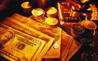 Бумажные деньги и золото