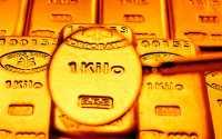 Килограммовый слиток золота