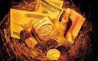 Деньги в гнезде