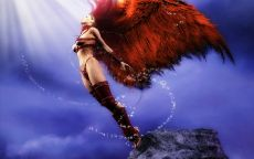 Рыжий ангел