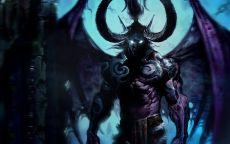Охотник на демонов Иллидан