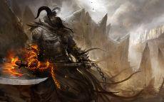 Горный демон