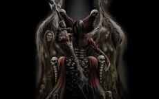 Демон в троне
