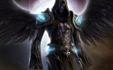 Ангел смерти в доспехах