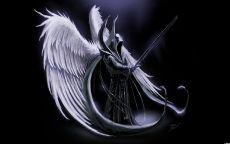 Темный ангел смерти