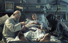 Ангел и смерть играют в карты