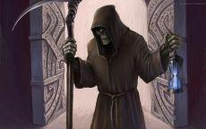 Смерть входит в ворота