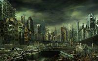 Брошенный город