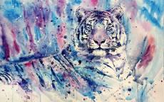 Спокойный тигр