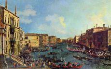 Джованни Антонио Каналь, итальянский художник.