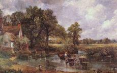 Джон Констеебл, английский художник-романтик.