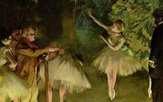 Эдгар Дега, французкий художник