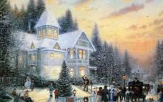 Вечер перед Рождеством