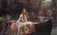 Джон Уильям Уотерхаус, английский художник.