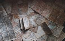 География, старые карты, географические карты