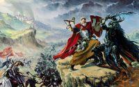 Warhammer, сражение