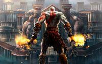 Бог Войны компьютернная игра