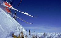Экстрим спуск с горы