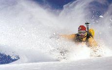 Олимпиада Сочи 2014 Лыжник