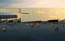 Олимпиада Сочи 2014 Спортивный дворец