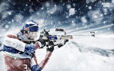Олимпиада Сочи 2014 Биатлон