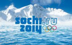Логотип Олимпиада Сочи 2014