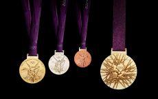 Медали Олимпиада Сочи 2014