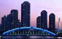 Утренний Токио