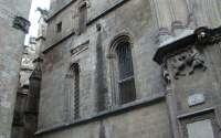Фасад старинного доиа