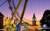 Лондон колесо обозрения