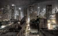 Ночной Нью Йорк