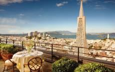 США, Калифорния, Сан-Франциско, панорама города