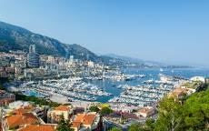 Картинка, фотография, Монако, Монте-Карло, Пристань, яхты, Курорт